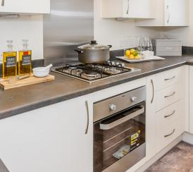 Example kitchen at our Chase Park development