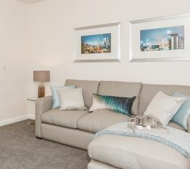 Example lounge at our Chase Park development