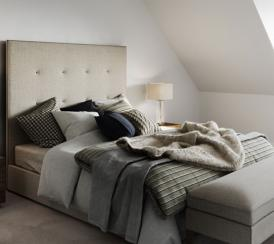 Example CGI Bedroom at Chestnut Meadows