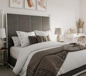 Master Bedroom at The Abberton