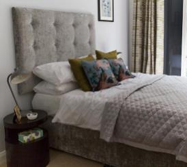 Westcliffs bedroom