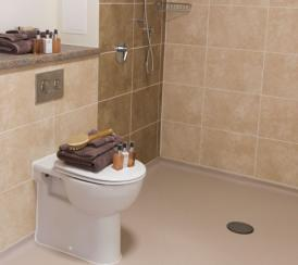 Wimborne House assisted bathroom