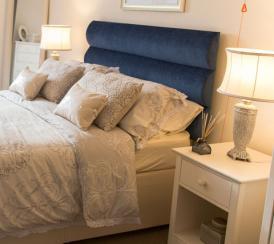 Wimborne House typical bedroom