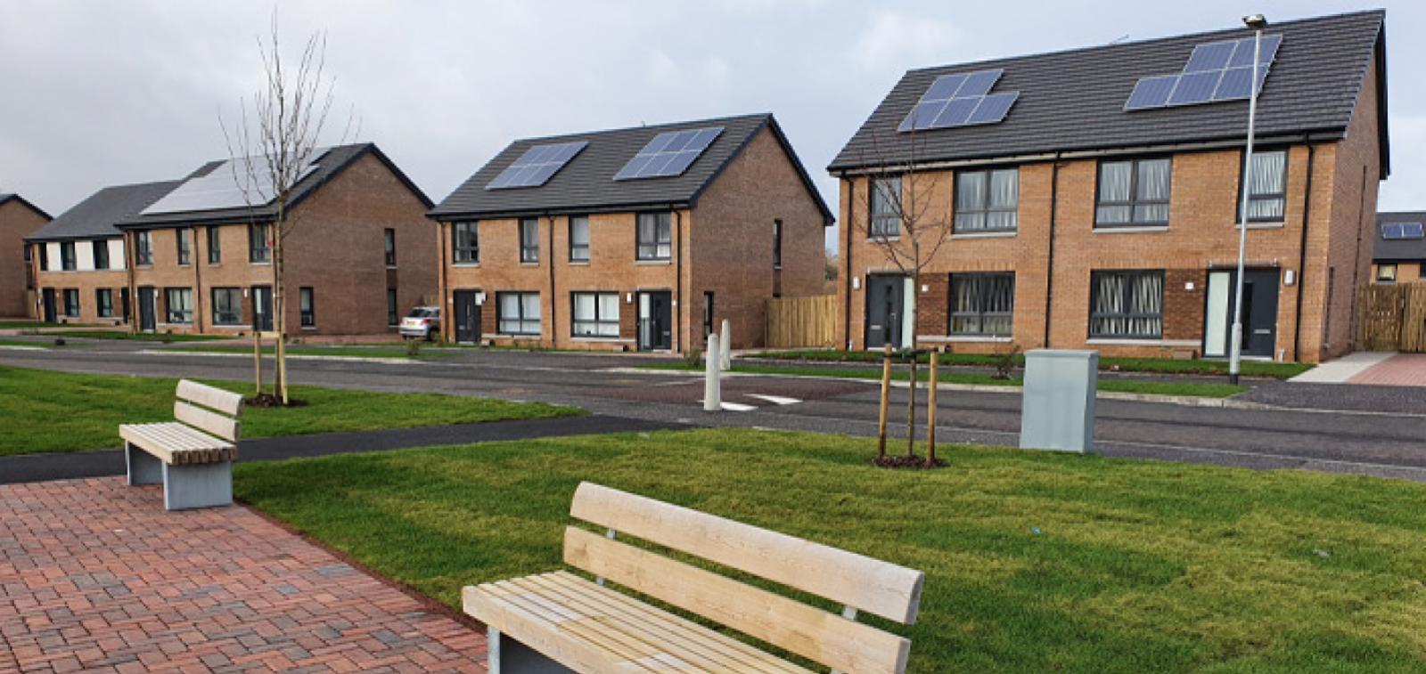 Sanctuary Homes' energy efficient homes