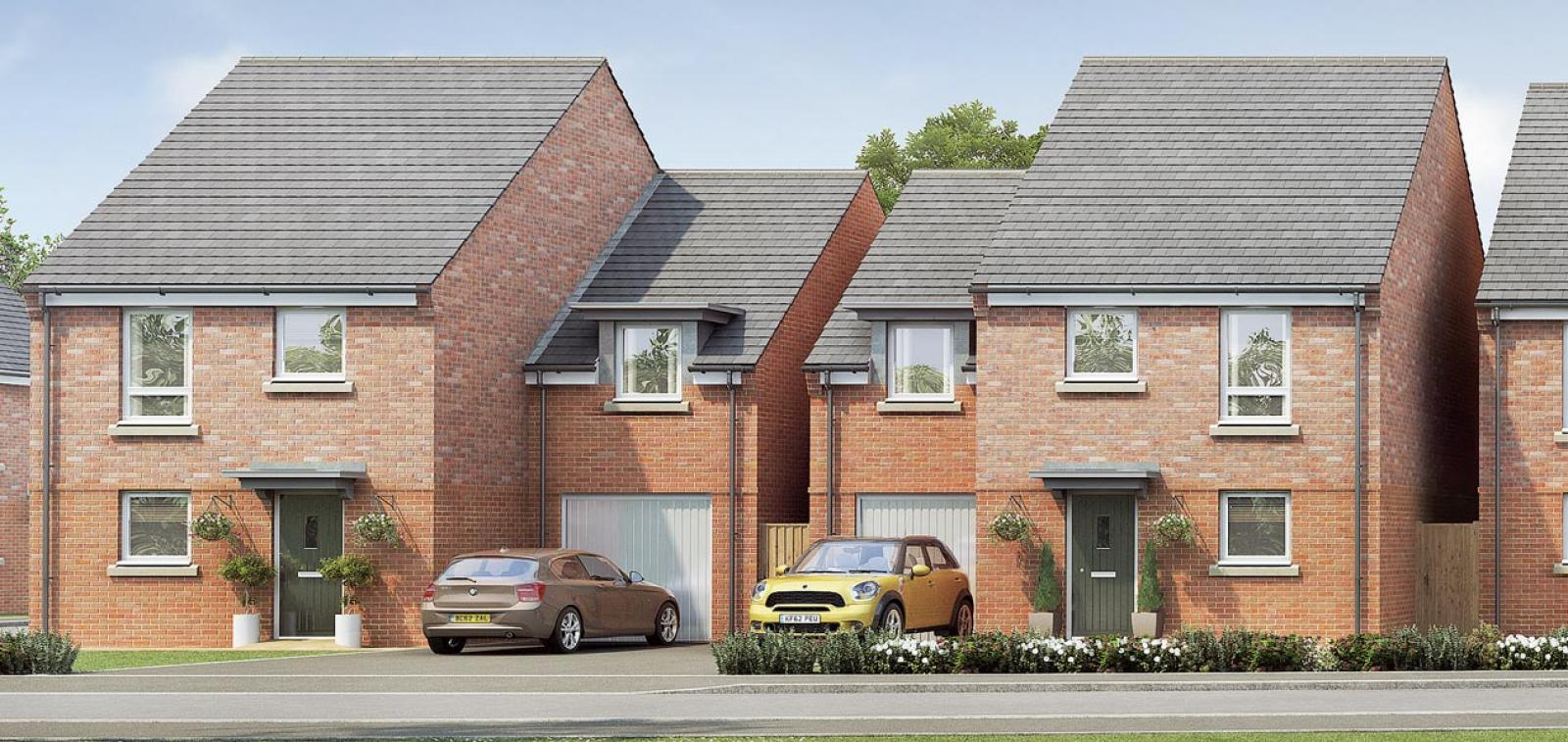 Chase park new build development in ellesmere port for New homes to build