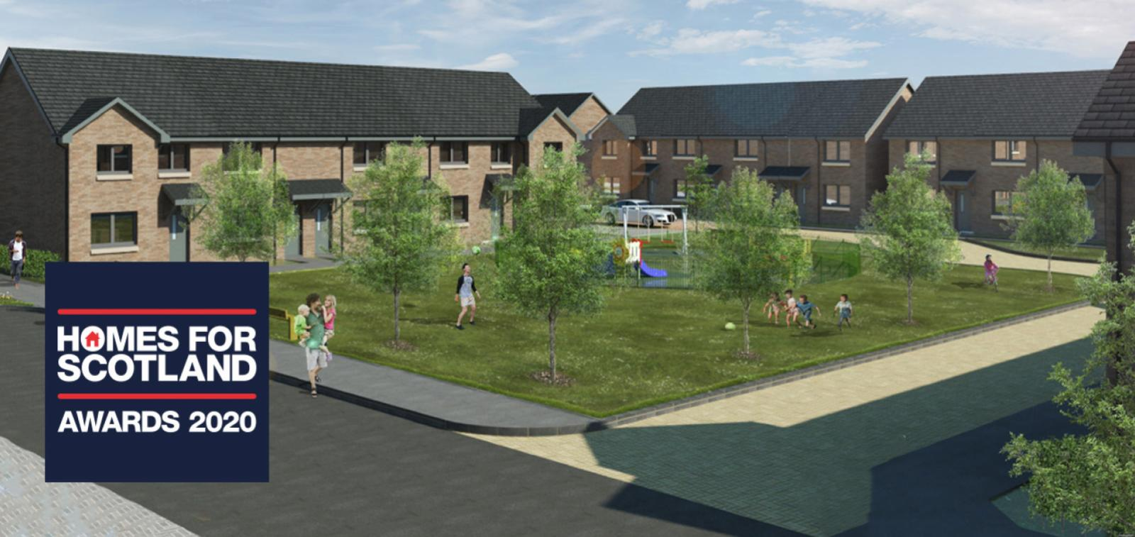 Homes for Scotland Awards Nominee